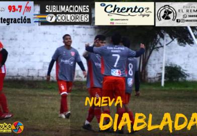 Gorriti 3-1 Belgrano