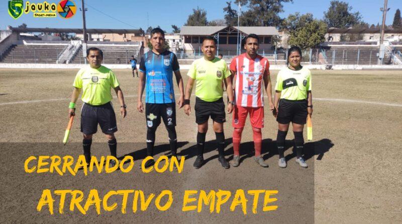 Belgrano 3-3 Alto Jrs.